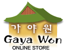 Gaya Won - Official Kuk Sool Won® merchandise
